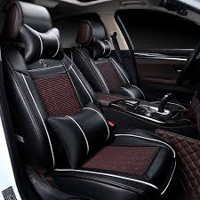 Upholstery Car Seat Aliexpress Com Buy New Leather Car Seat Covers Universal