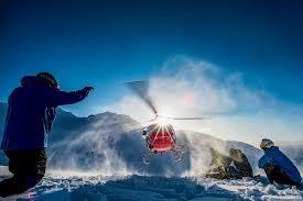 flying high heli skiing in iceland departures