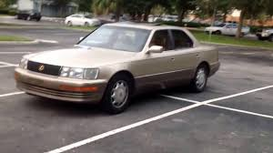 1994 Lexus Ls400 Walkaround True Survivor Youtube