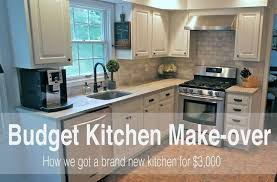 Remodeling Kitchen Cabinets On A Budget Kitchen Decorative Accessories Kitchen Design And Isnpiration