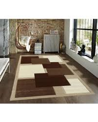 Brown And White Area Rug Brown And White Rug Home Rugs Ideas