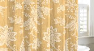 Mustard Curtain Curtains Remarkable Gray And Yellow Geometric Curtains Wondrous