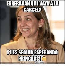 Ios Meme Generator - esperabanouevayawala carcelo puesseguidesperando pringaos meme