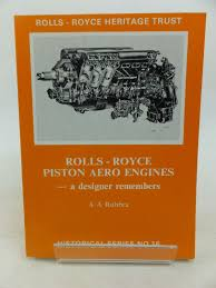 rolls royce piston aero engines a designer remembers historical