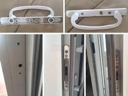 Patio Door Handle Lock Need Replacement Traco Sliding Door Handle Lock And Locking