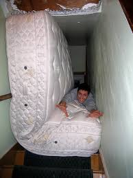 King Size Folding Bed Mattresses Can You Fold Them To Fit Up Stairs