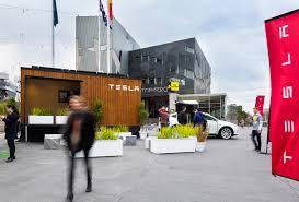 tesla tiny house tour aims to educate australians about clean