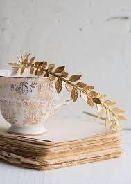 gold leaf headband gold leaf headband from truck designs on etsy apple