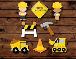 construction cake toppers best 25 construction party decorations ideas on
