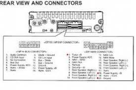 panasonic car radio wiring diagram wiring diagram