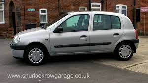 old renault clio renault clio 1 2 grande 5dr for sale youtube