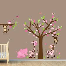 Baby Nursery Wall Decal by Kids Wall Decals World Map Interactive Map Wall Decal Wolf