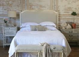 types of headboards classy dark blue paint bedroom design with white headboard and