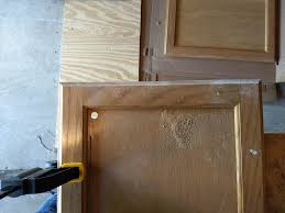 how to add glass inserts to kitchen cabinets how to add glass to kitchen cabinet doors