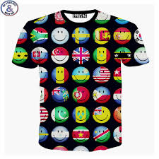 Dutch Flag Emoji Mr 1991 Europe And America Teens Girls T Shirt 2017 Newest Style