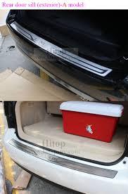 lexus rear bumper for lexus rx350 rx450h rx270 rx350 f sport rear bumper protector