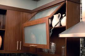 Horizontal Kitchen Cabinets Lift Up Cabinet Doors Kitchen Storage Dura Supreme Cabinetry