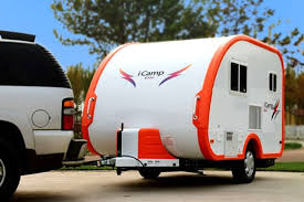 Teardrop Camper With Bathroom Best Small Campers U0026 Travel Trailers Apartment Therapy
