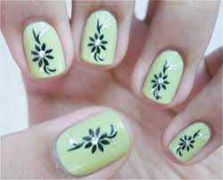45 most beautiful pirate nail art designs for trendy girls floral