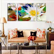 Home Decoration Paintings Online Get Cheap Wall Painting Flower Garden Aliexpress Com