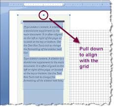 How To Do A Resume On Word 2010 How To Add A Stylish Sidebar Text Box To A Ms Word 2007 Or Word