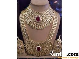 wedding jewellery for rent bridal jewellery on rent rentlx india s most trusted