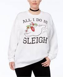 snoopy christmas sweatshirt hybrid peanuts snoopy christmas graphic sweatshirt plus