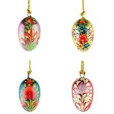 easter egg ornaments easter egg ornaments ebay