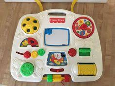 vintage little tikes baby toddler light up musical laptop computer