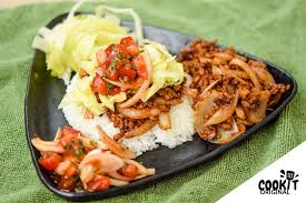 rice cuisine ข าวหน าทาโก เน อ cookitdelivery