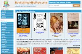 10 websites for free audio books