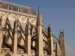 flying buttress medieval cathedrals in the gothic style stephen s school blog