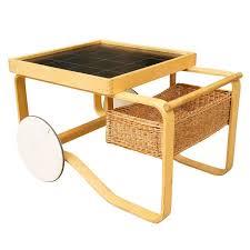 172 best bar carts images alvar aalto bar cart by artek for sale at 1stdibs