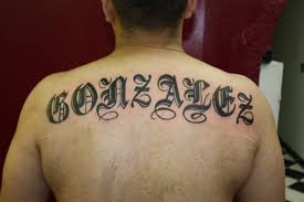 aggiecon tattoos fonts letters