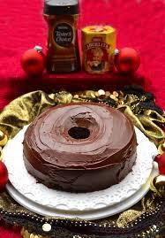 mexican chocolate cake u0026 ganache nestleholiday