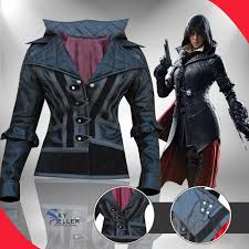 evie costume creed syndicate evie frye leather costume