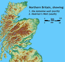 Us Map Topography Topographical Map Of Scotland Topographic Map