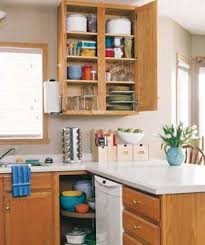 kitchen cupboard organizing ideas 24 smart organizing ideas for your kitchen real simple