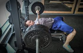 Barbell Bench Press Technique Bench Press U2013 The Stronger Leaner Faster Guide Science And Strength