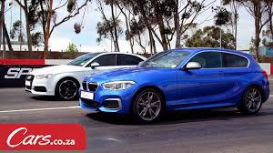 bmw vs audi race drag race bmw m135i vs audi s3 sedan