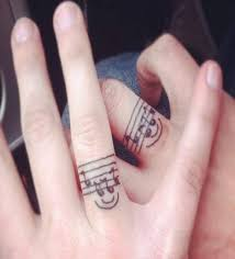 cost of wedding band wedding band tattoos ring that are absolutely adorable cost for