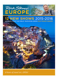 rick steves europe season 8 rick steves travel store