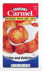 manischewitz latke mix potato pancake mix 6 oz of 12