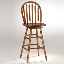 wooden bar stools with backs that swivel stylish wood swivel bar stools with back of crown mark bar stools 29