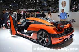 custom koenigsegg koenigsegg agera final one of 1 rear quarter at 2016 geneva motor