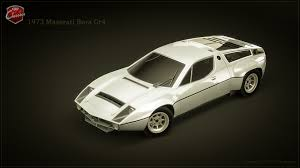 maserati bora artstation 1973 maserati bora group4 tim brown