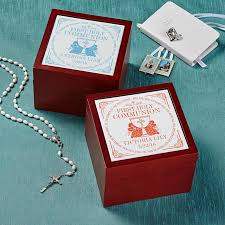 First Communion Jewelry Box Personalized First Communion Gifts Personal Creations