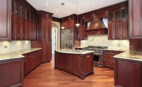 cherry cabinets with light granite countertops kitchen cabinets and granite countertops cherry wood kitchen with