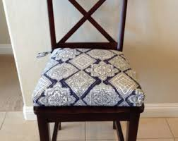 Dining Room Chair Cushion Covers Dining Room Chair Seat Cushions Photogiraffe Me