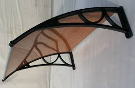 Awning Supply Polycarbonate Canopy Awning For Door Window Back Porch Balcony Diy